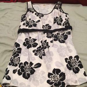 Forever 21 Tunic/Mini dress
